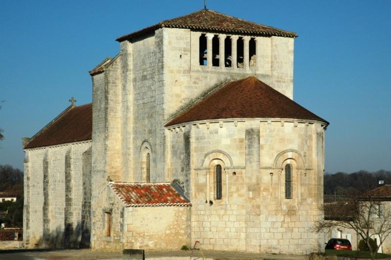 CLAIX - Eglise Saint-Christophe