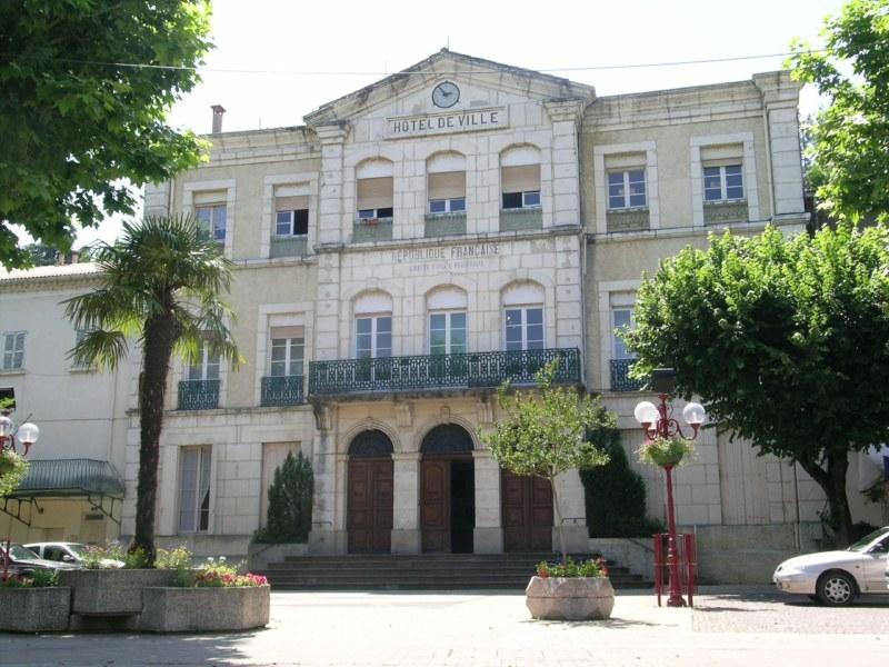 Mairie de Bessèges