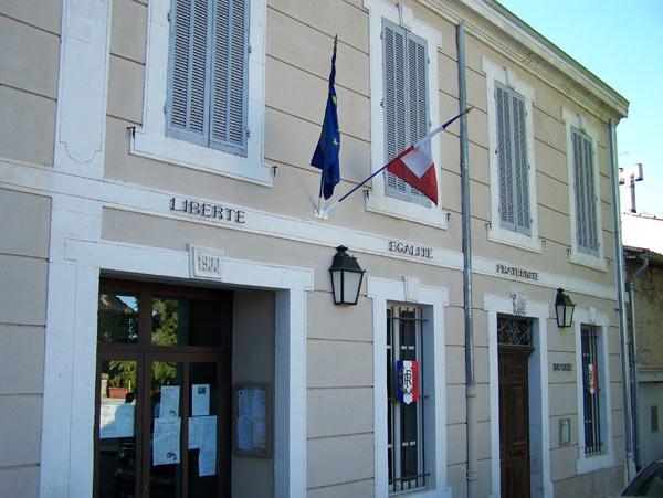 Mairie d'Ansouis