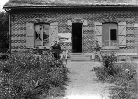 Frières, 27 juillet 1944, aérodrome
