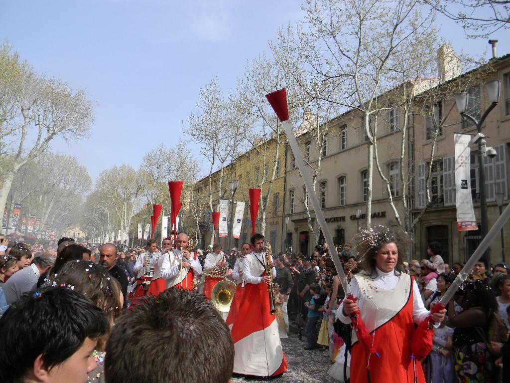 carnaval d'aix en provence