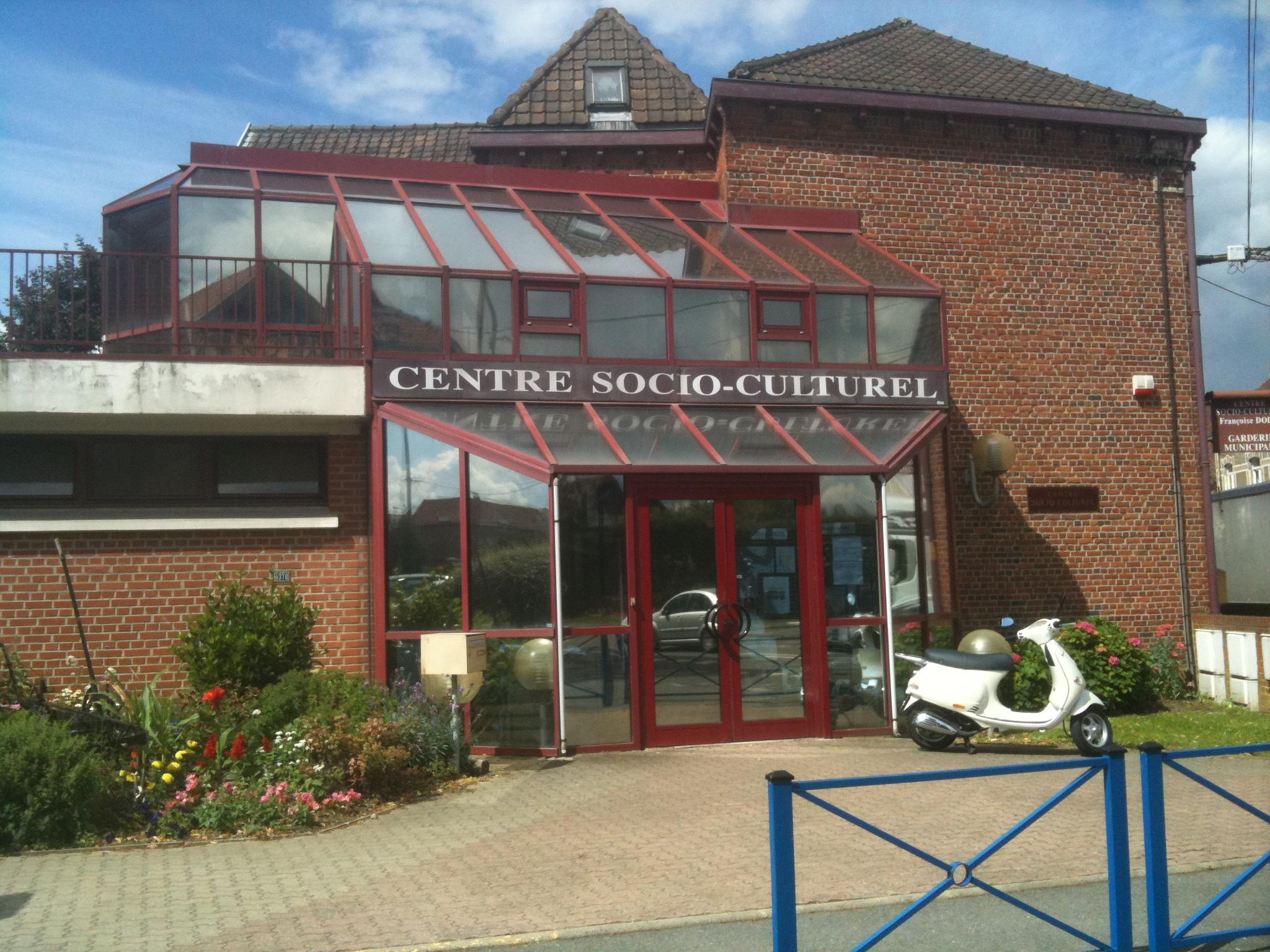 centre socioculturel de Sailly-sur-la-Lys